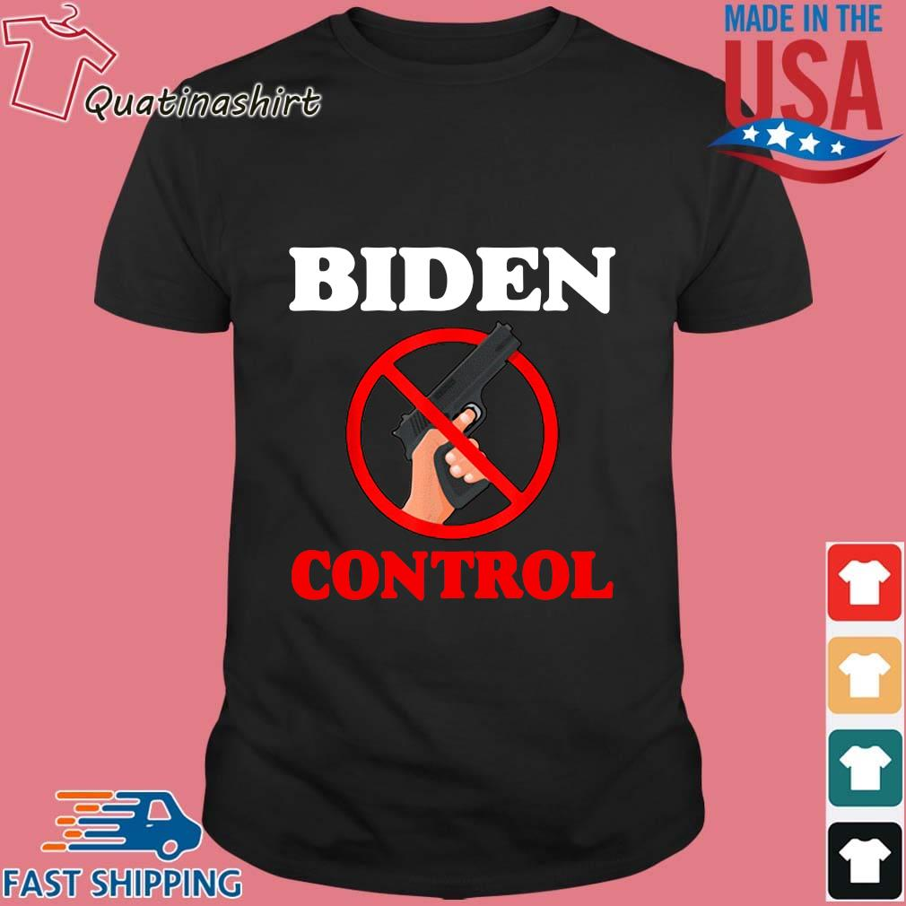 Joe Biden gun control shirt