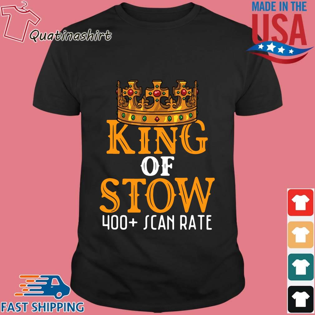 King Of Stow 400 Scan Rate Shirt