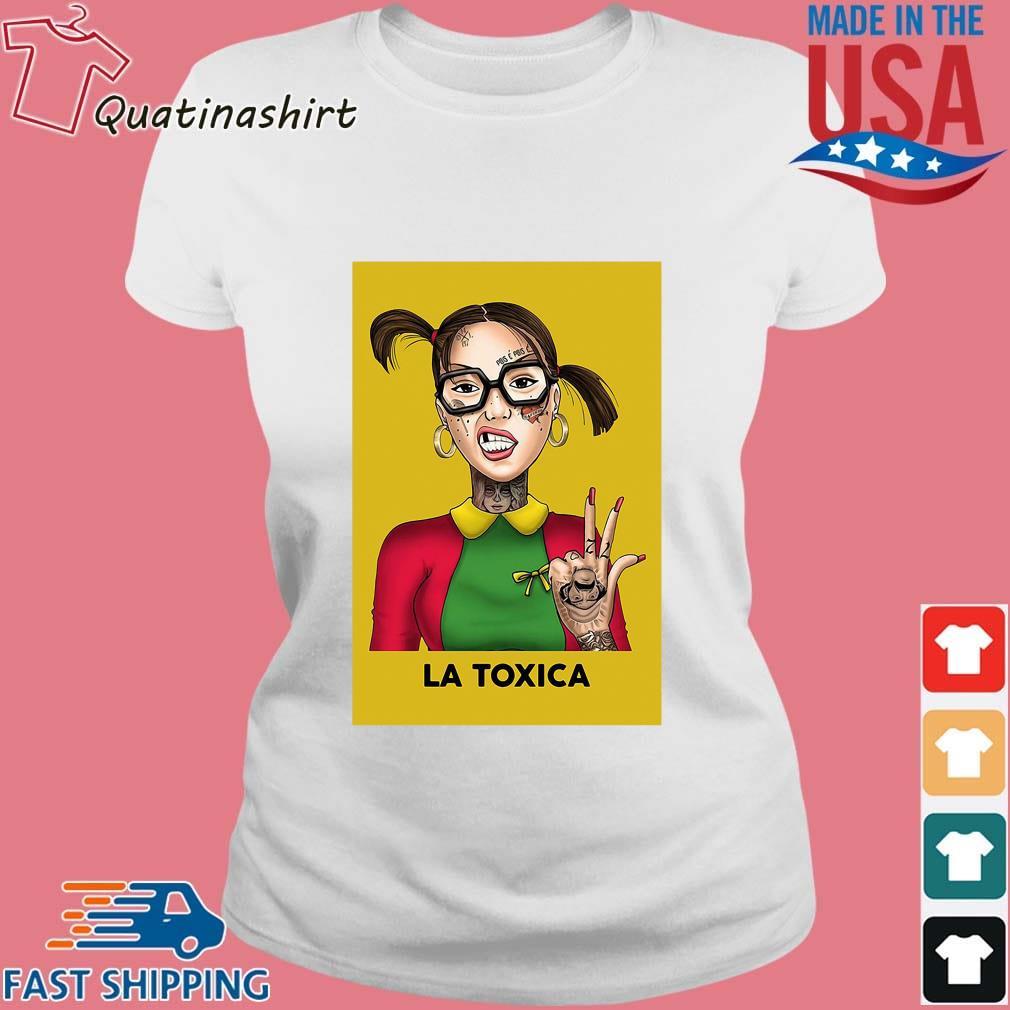 La Toxica Loteria s Ladies trang