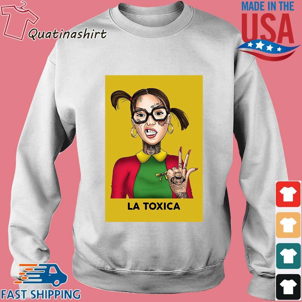 La Toxica Loteria s Sweater trang