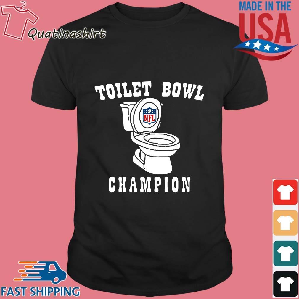 NFL Toilet bowl Champions shirt