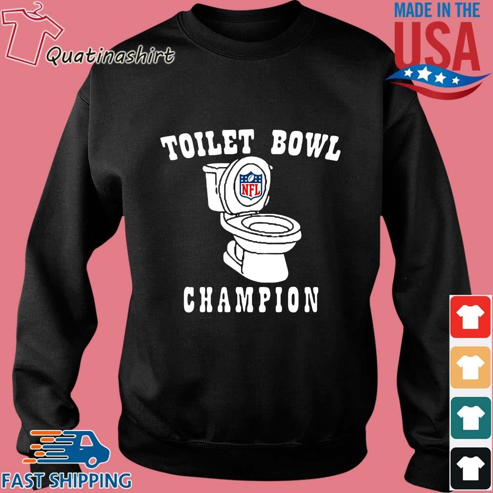NFL Toilet bowl Champions s Sweater den