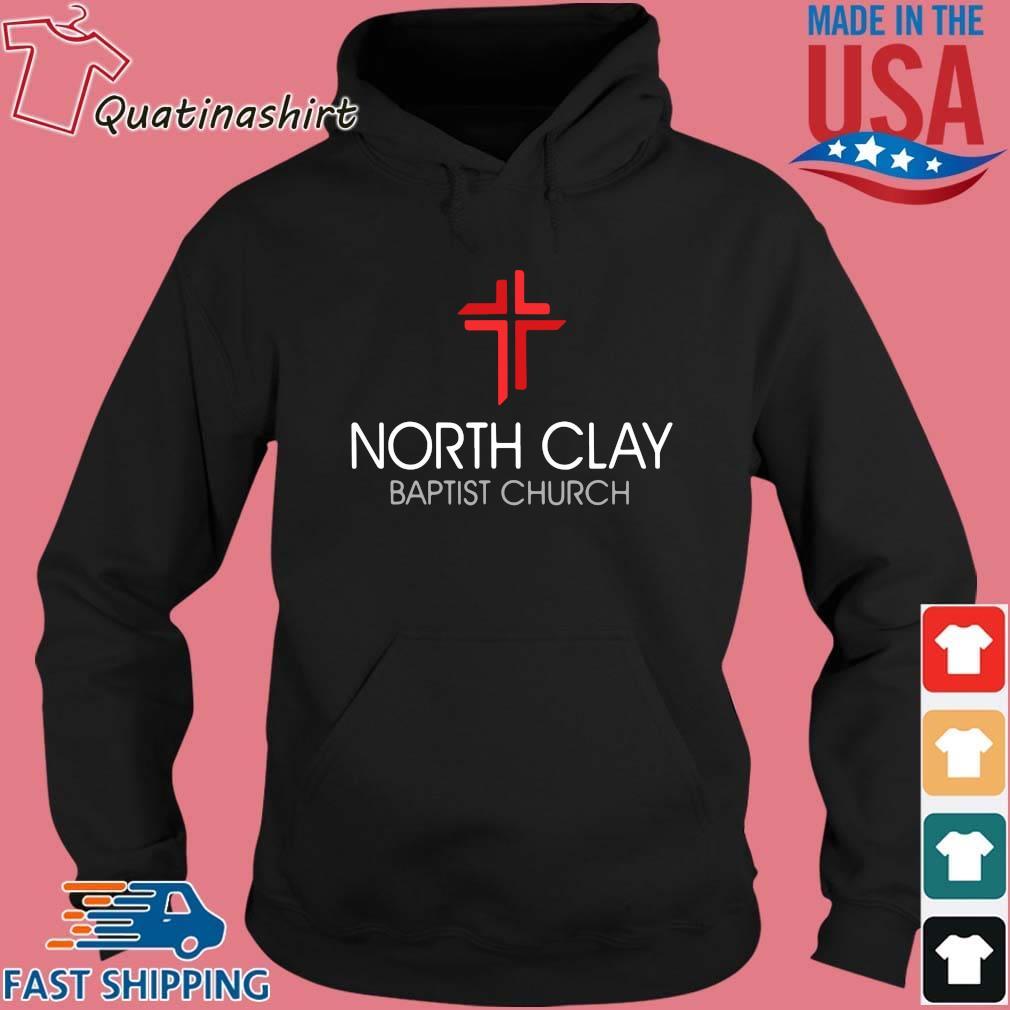 North clay baptist church s Hoodie den