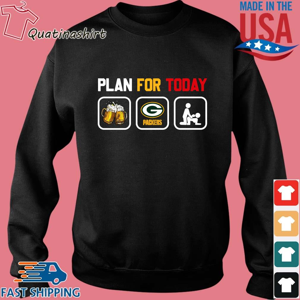 Plan for today beer Green Bay Packers sex s Sweater den