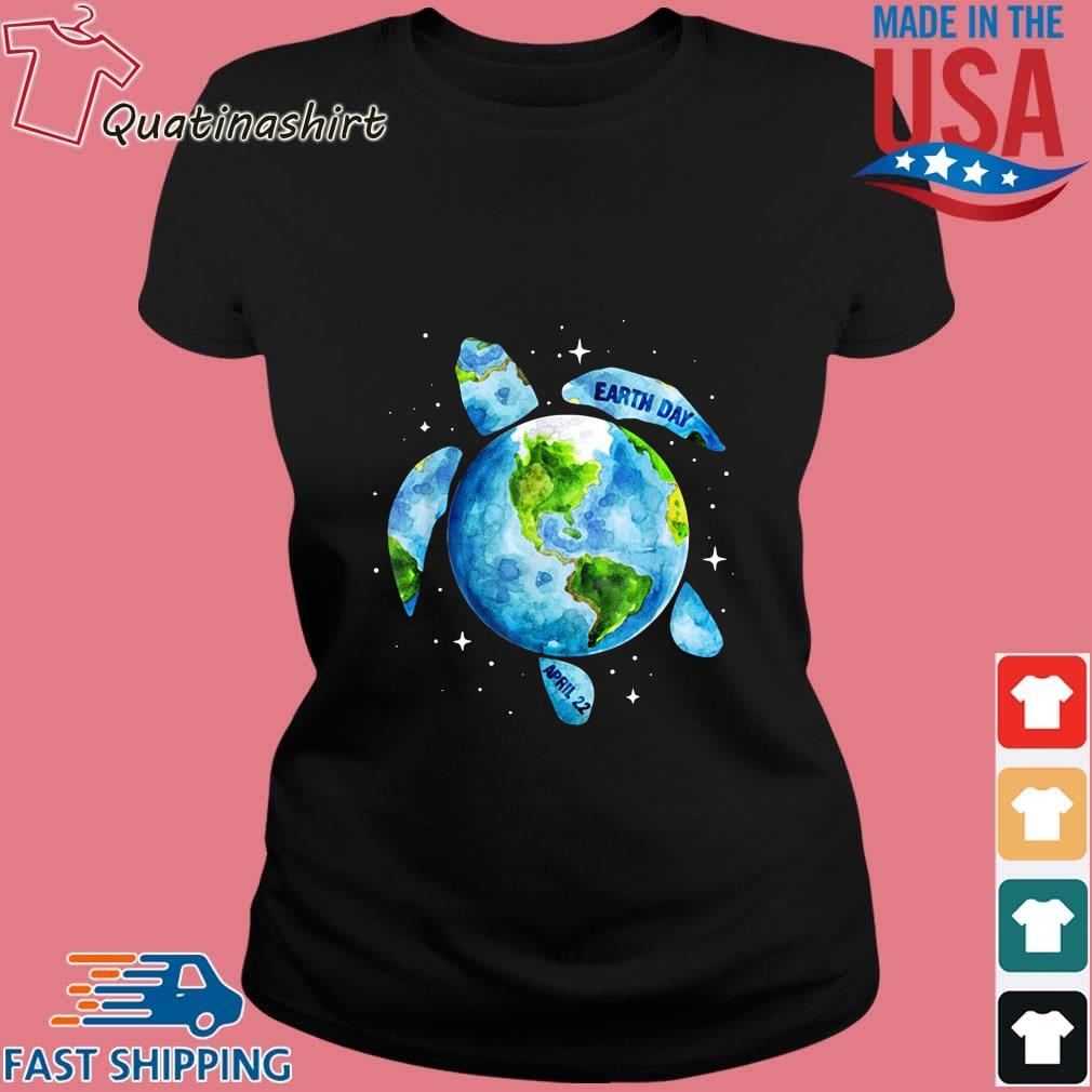 Sea turtle planet love world environment earth day s Ladies den
