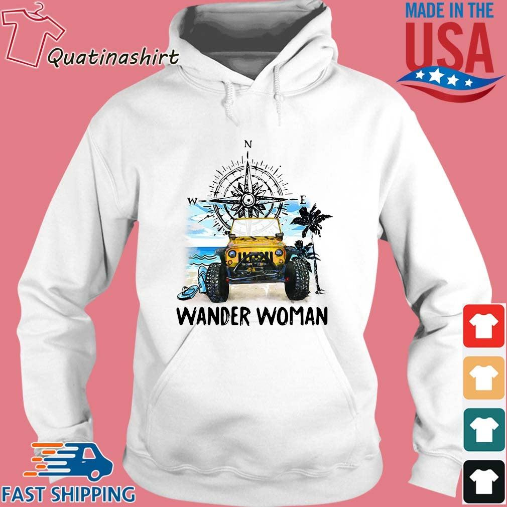 Silly wander woman s Hoodie trang