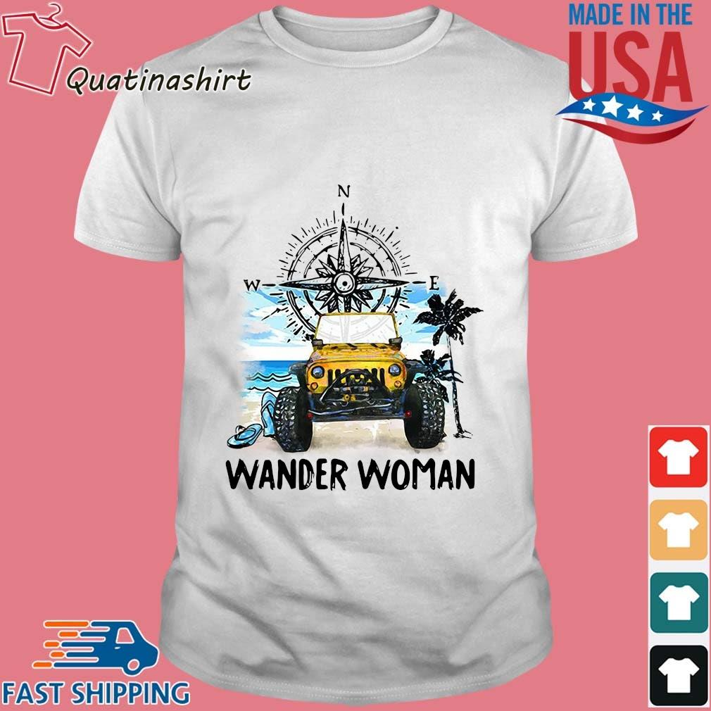 Silly wander woman shirt