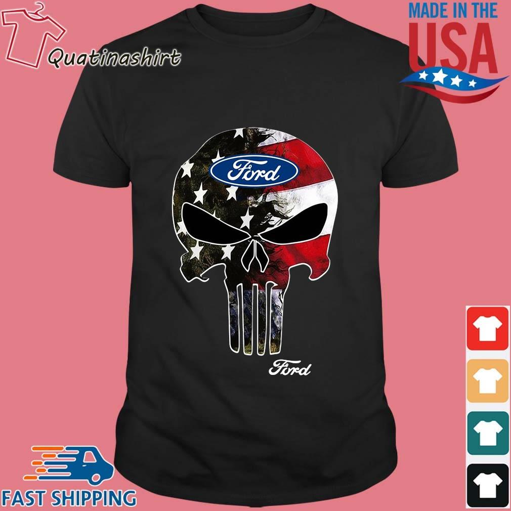 Skull Ford Logo Shirt