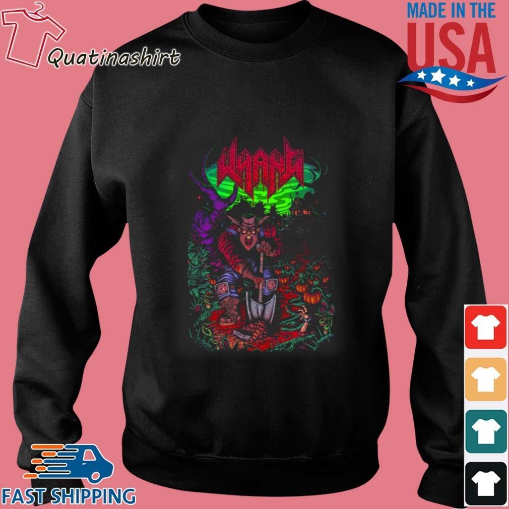The Evil Farming Game Shirt Sweater den