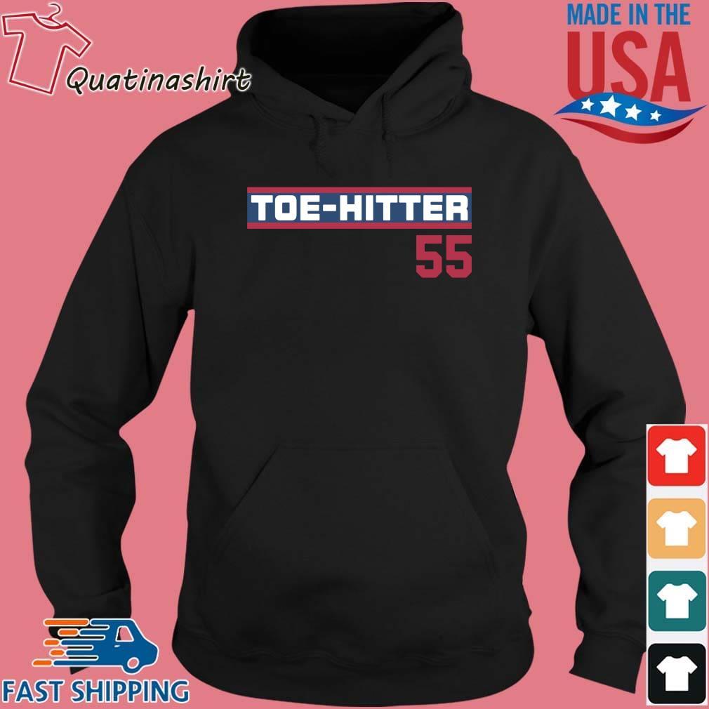 Toe-Hitter 55 Shirt Hoodie den
