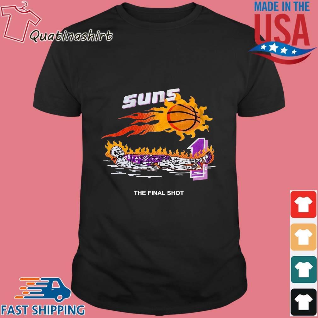Warren Lotas Warren Lotas Devin Booker Final Shot Suns shirt