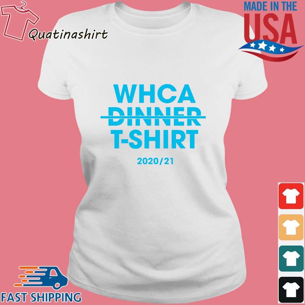 Whca dinner shirt 2020-21 s Ladies trang