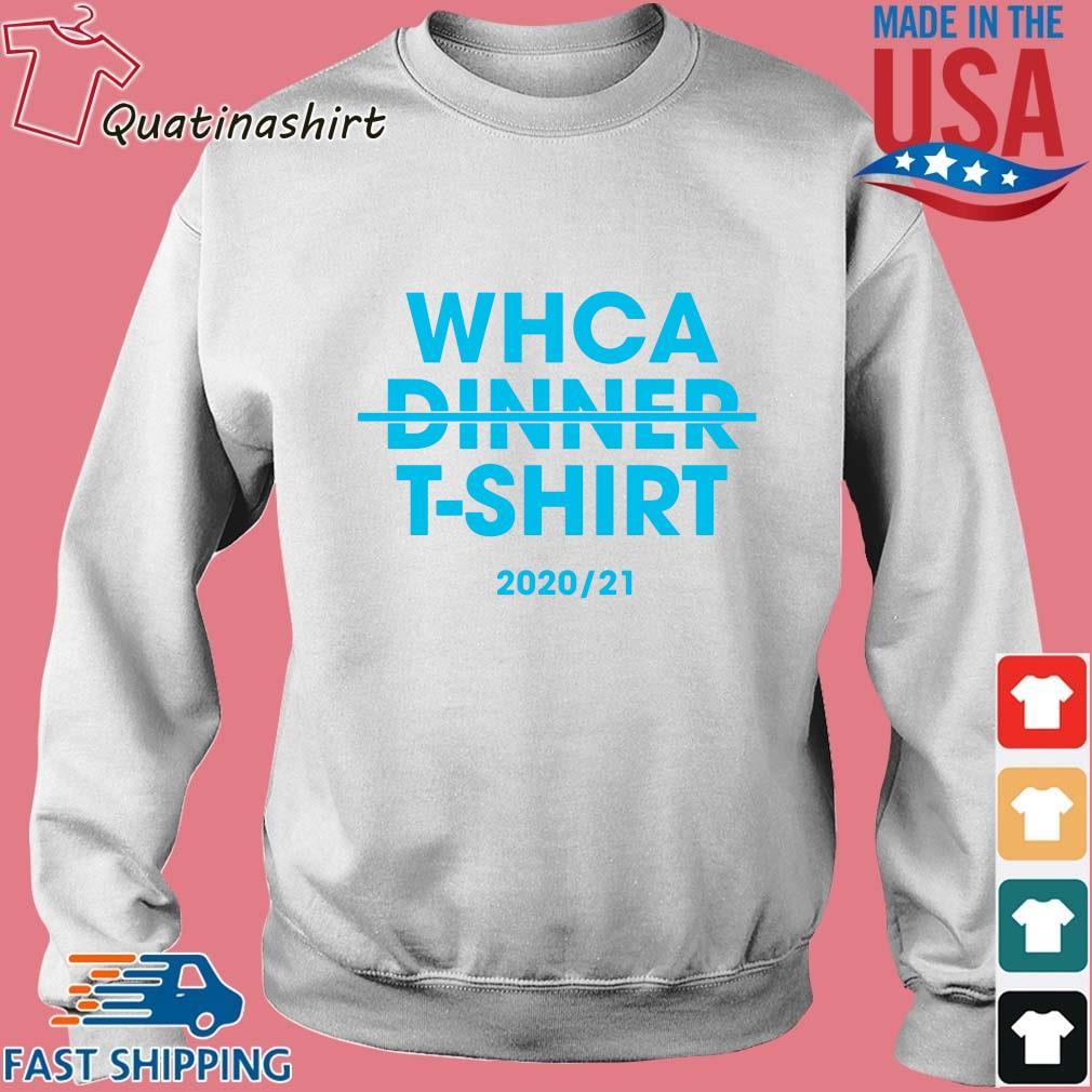 Whca dinner shirt 2020-21 s Sweater trang